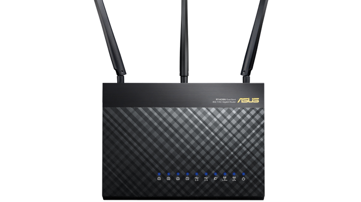 Рутер Asus RT-AC68U, Wireless-AC1900 Dual-Band USB3.0 Gigabit<br/>Цена: 363,90 лв.