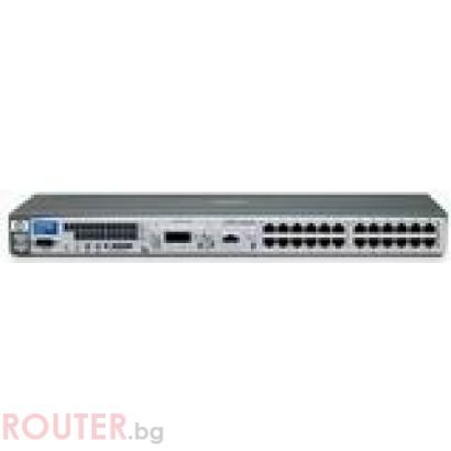 Мрежов суич HEWLETT PACKARD HP ProCurve Switch 2524 - Second Hand