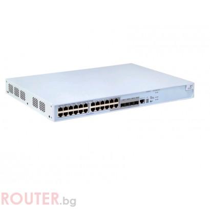 Мрежов суич HEWLETT PACKARD HP E4210-24G Switch