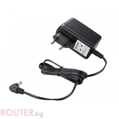 Мрежов суич D-LINK External AC Power Supply Adapter 5V / 2.5A (Euro plug)