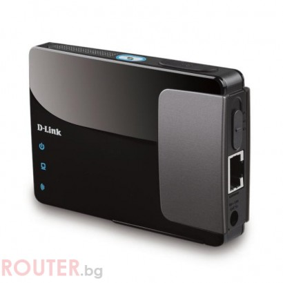 Рутер D-Link Wireless N Pocket Router & Access Points