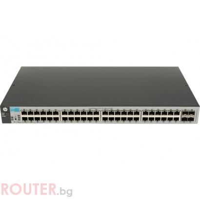 Мрежов суич HP 1810-48G