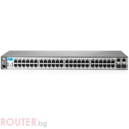 Мрежов суич HEWLETT PACKARD HP 2620-48 Switch