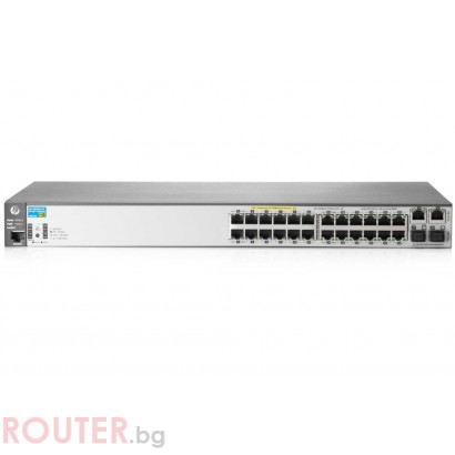 Мрежов суич HEWLETT PACKARD HP 2620-24 Switch