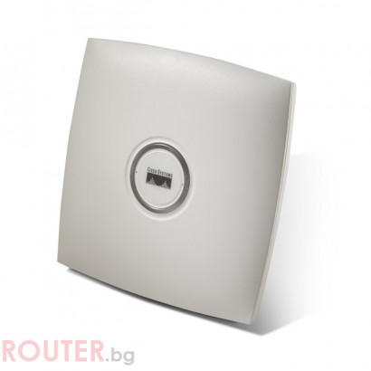 Мрежова точка за достъп CISCO Aironet 1130G, IEEE 802.11g Integrated Auto Access Point, Int Antennas; ETSI Cnfgs