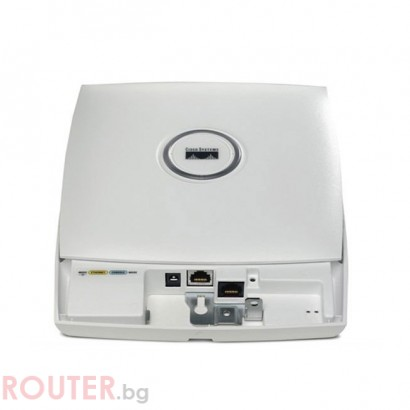 Мрежова точка за достъп CISCO Aironet 1130AG, IEEE 802.11 a/b/g Access Point, Int Radios, Ants, ETSI Cnfg