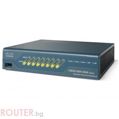 Мрежово устройство за защита CISCO ASA 5505