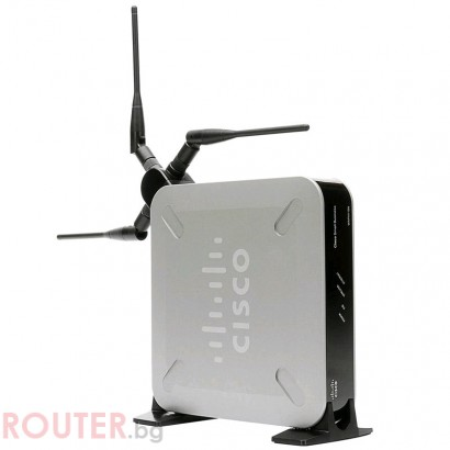 Мрежова точка за достъп CISCO WAP4410N Wireless-N Access Point with Power Over Ethernet
