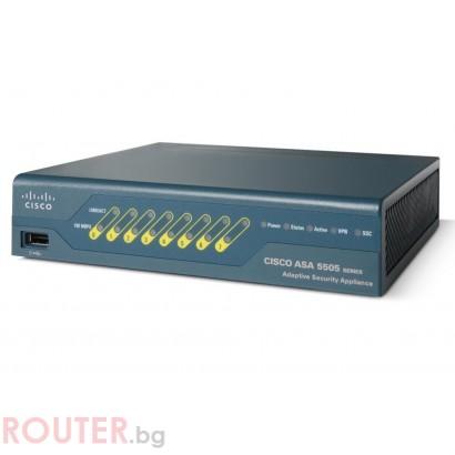 Мрежово устройство за защита CISCO ASA 5505 VPN Edition