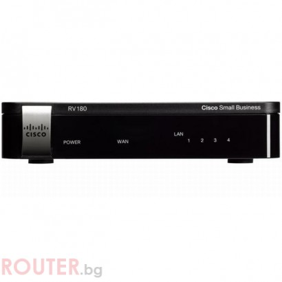 CISCO RV180 VPN