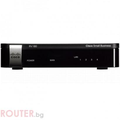 Рутер CISCO Cisco RV180 VPN Router - Second Hand