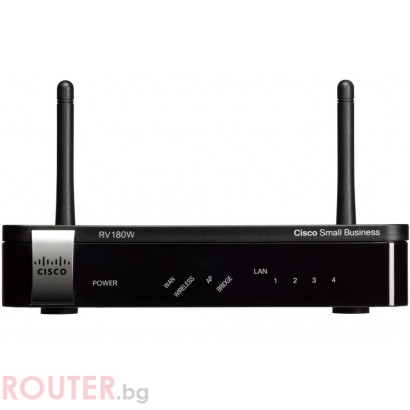 Рутер CISCO Cisco RV180W Multifunction VPN Router