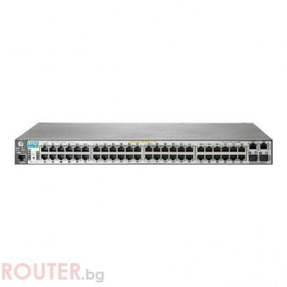 Мрежов суич HP 2620-48-PoE+
