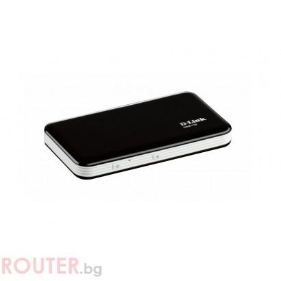 Рутер D-LINK DWR-730 Portable HSPA+ 21 Mbps