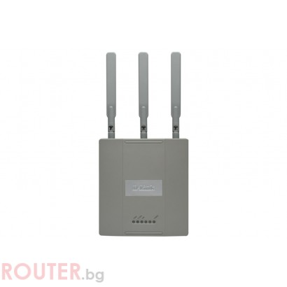 Мрежова точка за достъп D-LINK Indoor AirPremier N (Network Wireless Access Point)