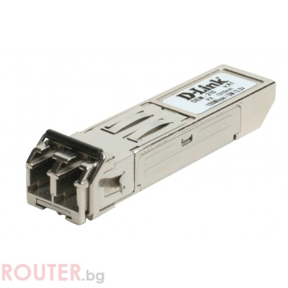 Мрежов суич D-LINK 155Mbps Single-Mode LC SFP Transceiver