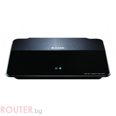 Рутер D-LINK DIR-657RR Wireless N Router