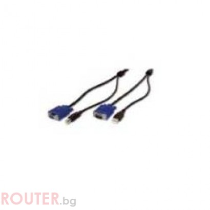 KVM Суич D-LINK KVM Cable (3M) for DKVM-440 and DKVM-450