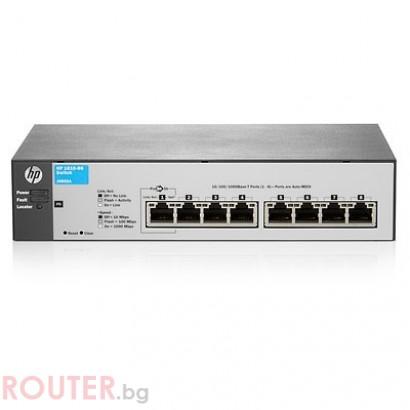 Мрежов суич HP HP 1810-8G Switch