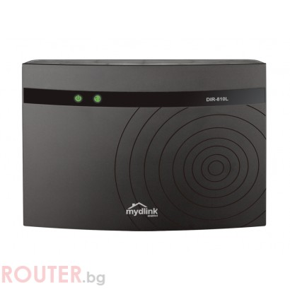 Рутер D-LINK DIR-810L Wireless AC750 Dualband Cloud Router