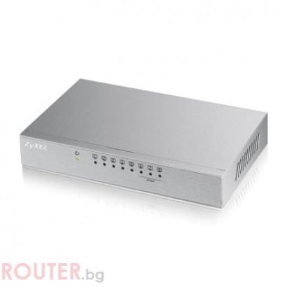 Мрежов суич ZyXEL ES-108AV2 8-port