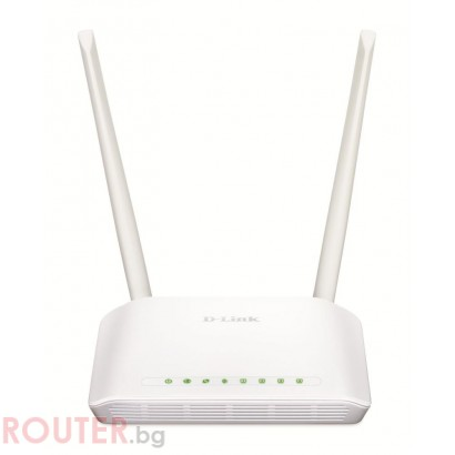 Рутер D-LINK Wireless AC 750 Dual-Band Easy Router