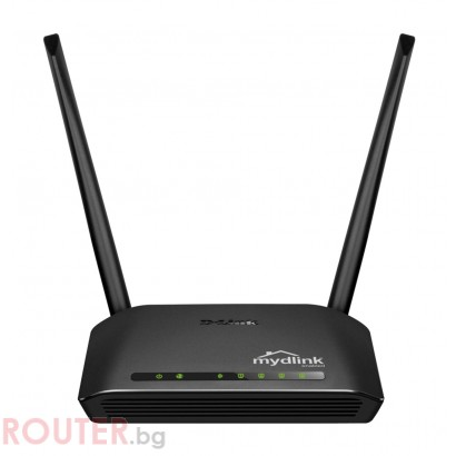 Рутер D-LINK Wireless AC750 Dual Band Cloud Router