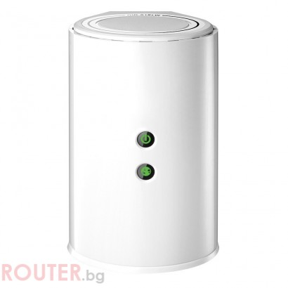 Рутер D-LINK DIR-818LW Wireless AC750 Dual Band Gigabit Cloud Router