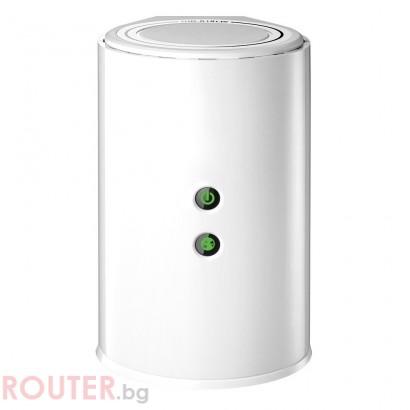 Рутер D-LINK DIR-818LW Wireless AC750 Dual Band Gigabit Cloud Router