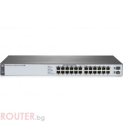 Мрежов суич HP 1820-24G-PoE+ (185W) Switch