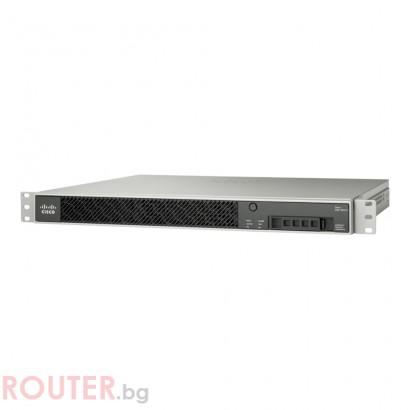 Мрежово устройство за защита CISCO ASA 5512-X with FirePOWER Services