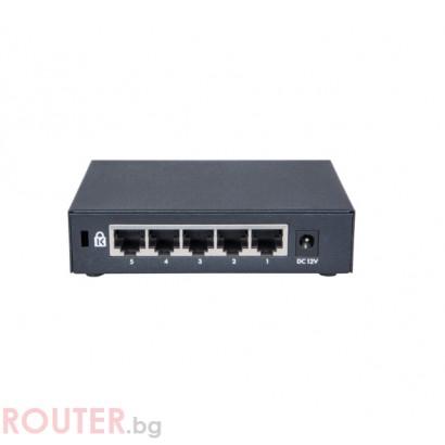 Мрежов суич HP HPE 1420 5G Switch