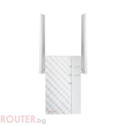 Безжичен разширител на обхвата ASUS RP-AC56 AC1200 wall-plug
