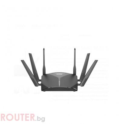 Рутер D-LINK EXO AC3000 Smart Mesh Wi-Fi Router