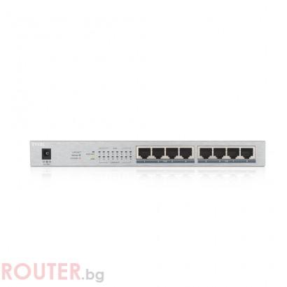 Мрежов суич ZYXEL GS1008-HP