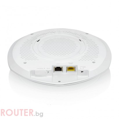 Безжично мрежово у-во ZYXEL NWA1123 AC Pro Standalone / NebulaFlex 3x3 SU-MIMO Dual optimised Wireless Access Point (excludes passive PoE injector)