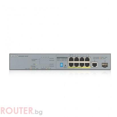 Мрежов суич ZYXEL GS1300-10HP