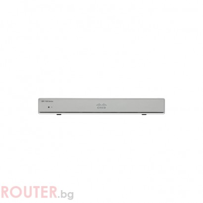 Рутер CISCO ISR 1100 8 Ports Dual GE WAN Ethernet Router