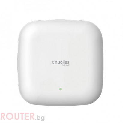 Мрежово устройство D-LINK Wireless AC1300 Wave2 Nuclias Access Point ( With 1 Year License)