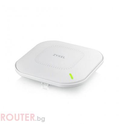 Безжична точка за достъп ZYXEL WAX510D, 802.11ax 2x2 Dual Optimized Antenna, Unified AP,  1 годишен NCC Pro Pack лиценз