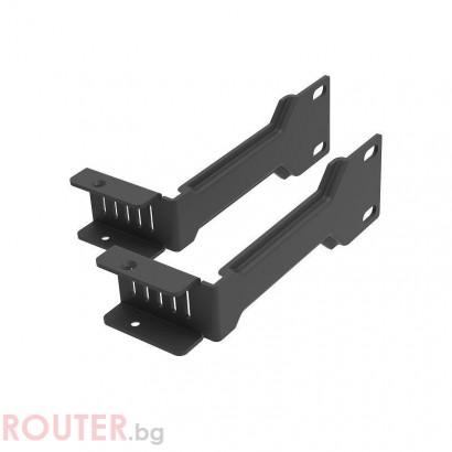 Рутер MikroTik RB4011iGS+RM, CPU 1.4GHz, 1GB, 10xGbit LAN, 1xSFP, PoE in/out 1U