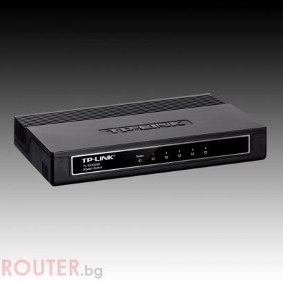 Мрежов суич TP-LINK TL-SG1005D