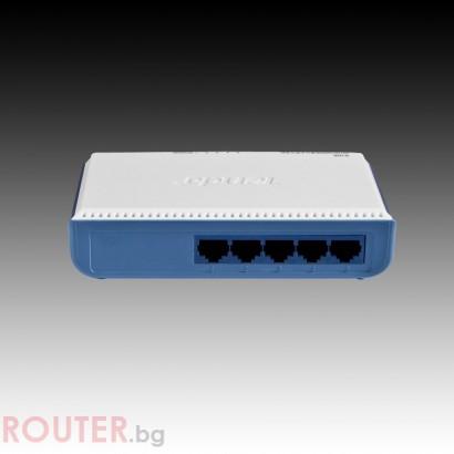 Мрежов суич TENDA S105 100Mbps
