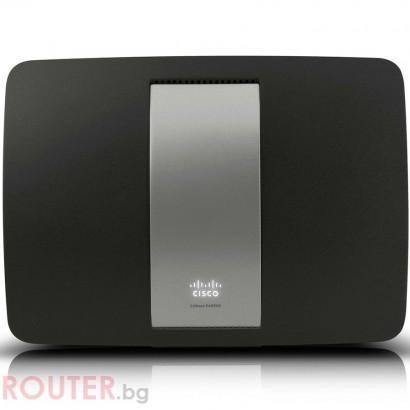 Рутер LINKSYS 10Base-T/100Base-TX/1000Base-T, Wi-Fi
