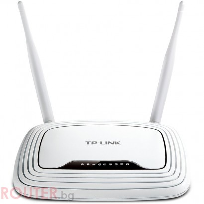 Рутер TP-LINK TL-WR843ND Wireless N, 300Mbps, 4-port