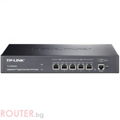 Рутер TP-LINK TL-ER6020 Gigabit Rack-mount Kit