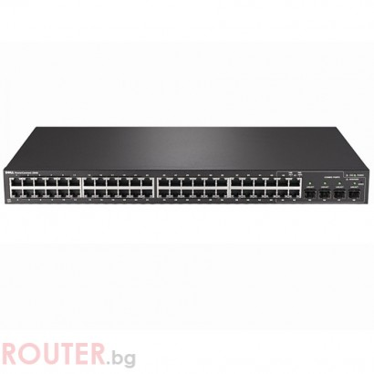 Мрежов суич DELL PowerConnect 2848 48p