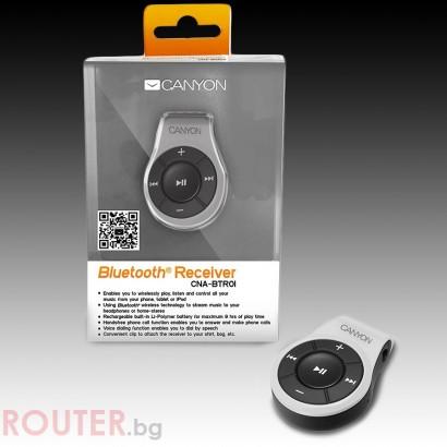 Bluetooth адаптер Canyon Bluetooth music receiver