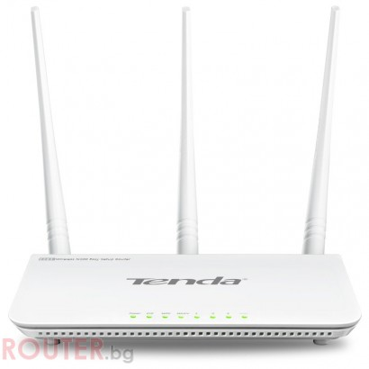 Рутер TENDA F303 Wireless-N Broadband 300Mbps