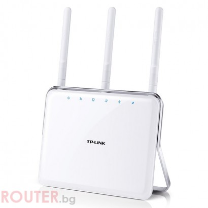 Рутер TP-LINK Archer C8 AC1750 Dual Band Wireless AC Gigabit Router